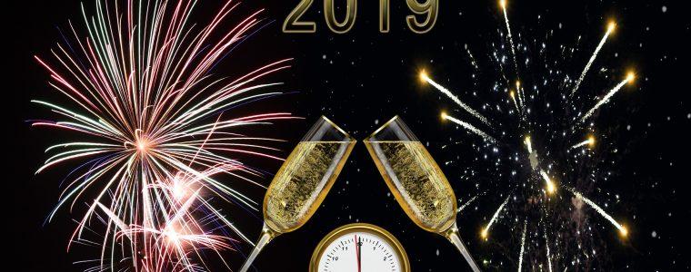 Herzlich willkommen du neues Jahr!